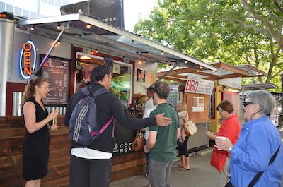 Portland Food Cart Tour